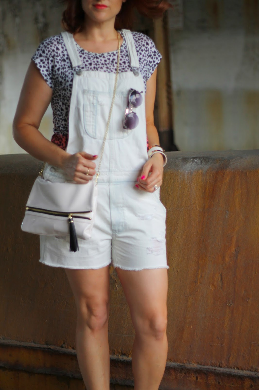 short, overalls