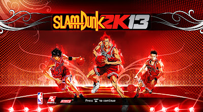 SlamDunk 2K13 Mod Game Cover