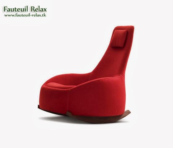 Fauteuil relax bascule dim sum fauteuil relax - Fauteuil relax a bascule ...