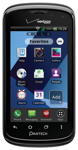 pantech marauder with verizon wireless in usa spec manual and price rh motobile blogspot com Verizon Smartphones 4G Manual Pantech Cell Phone Instruction Manual