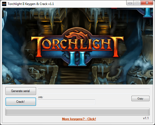 torchlight 2  with crack