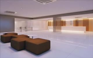 sala comercial casa verde