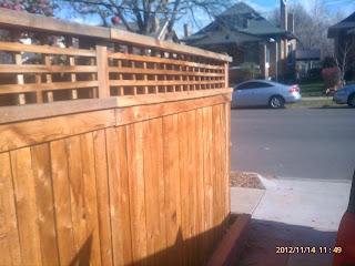 Деревянный забор. Фото 115
