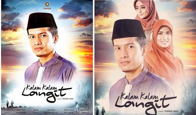 Film Kalam Kalam Langit syuting di Lombok