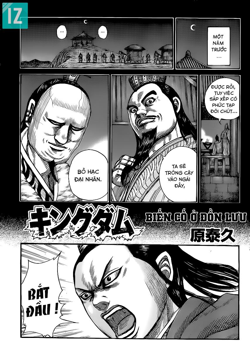Kingdom – Vương Giả Thiên Hạ (Tổng Hợp) chap 371 page 2 - IZTruyenTranh.com