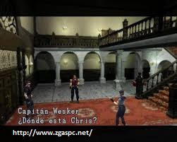 Free Download Games Resident Evil PSX ISO For PC Full Version ZGASPC