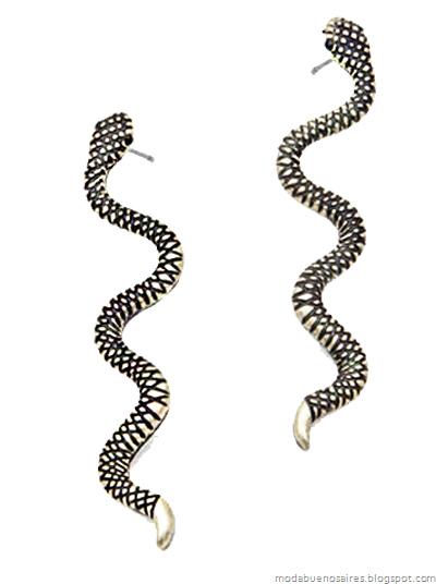Isadora accesorios anillos, pulseras, collares invierno 2012. Blog de Moda Argentina.