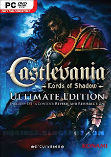 Castlevania Lords of Shadow Ultimate Edition FLT