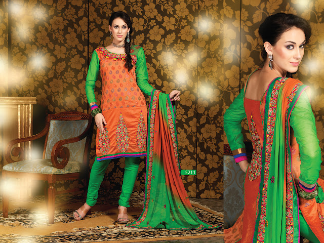 Designer Salwar Kameez Suits, Party Wear Churidar Salwar Kameez in Patna