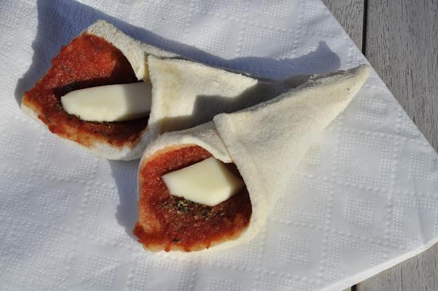CALLE AL GUSTO PIZZA