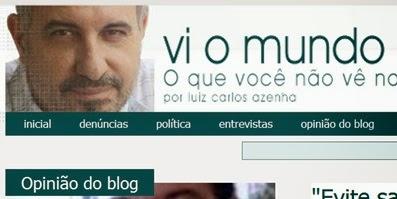 VIOMUNDO - Luiz Carlos Azenha