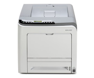 Ricoh Aficio SP C312DN Drivers download and review