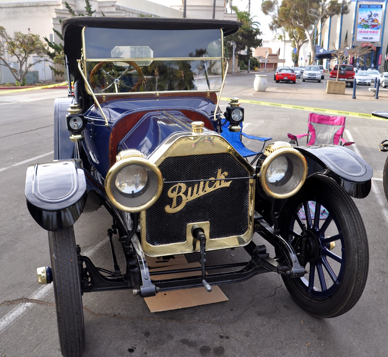Just A Car Guy: some of the 100 year old cars in San Diego met up ...