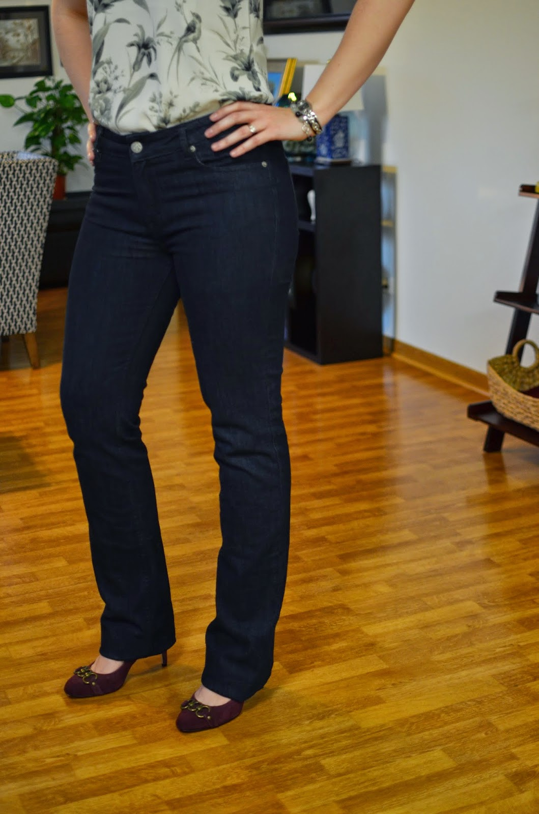 Extra-long tall jeans