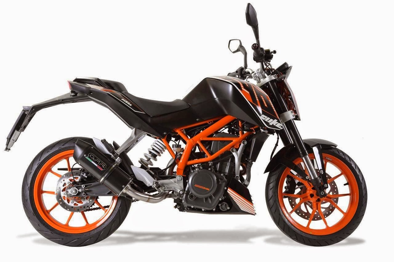 ktm 390 duke india gpr exhausts for ktm duke 390. Black Bedroom Furniture Sets. Home Design Ideas