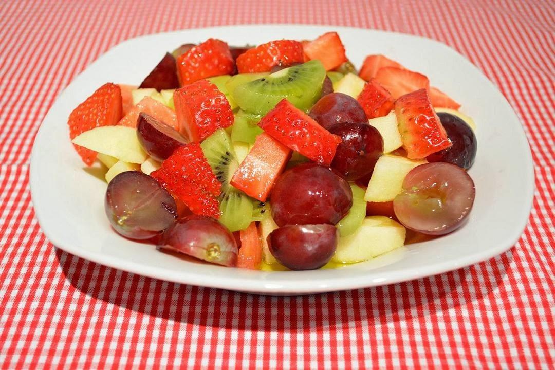 Come fruta diaria