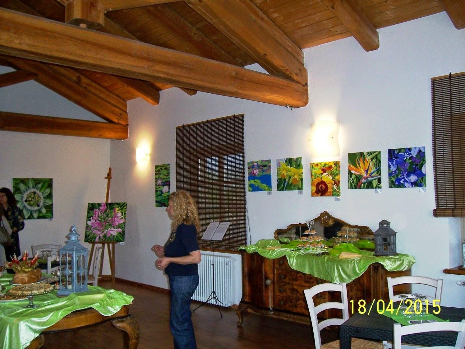 Spazio colorato esposizione a la casa di alice - Migliore esposizione casa ...