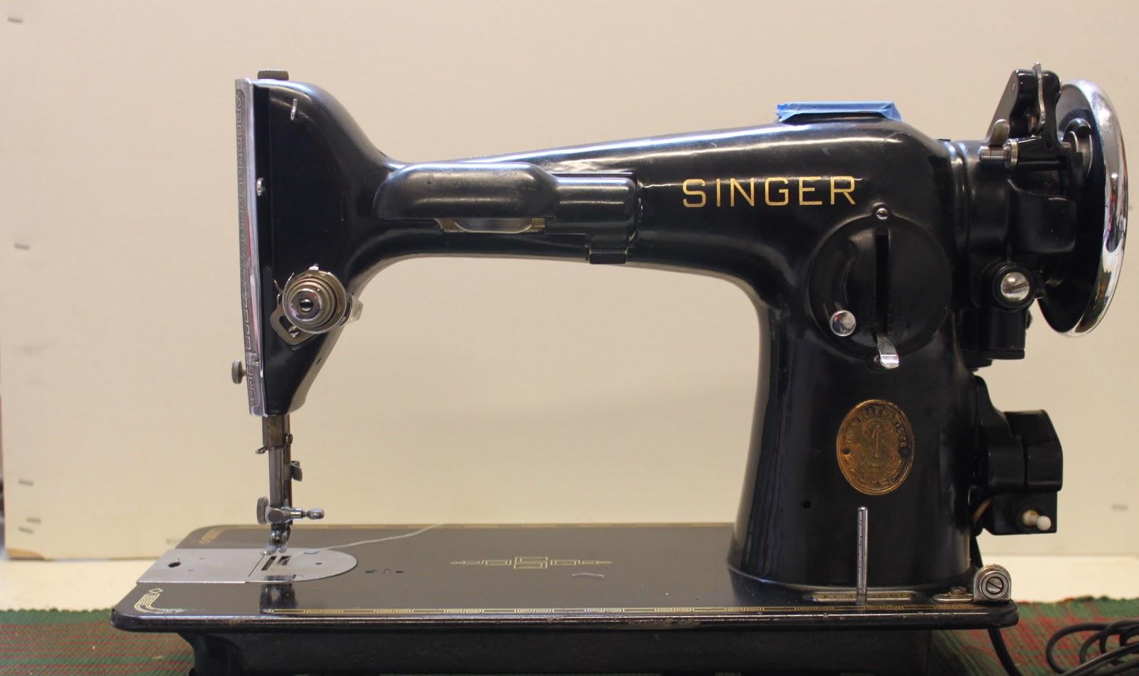 singer 201 sewing machine