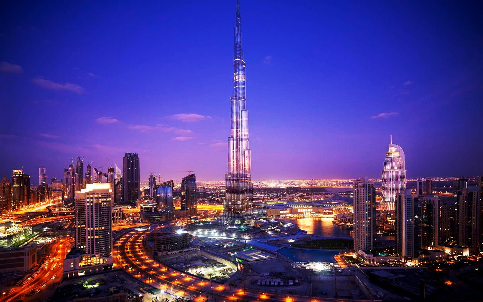 burj khalifa tower dubai wallpapers - Burj Khalifa Tower Dubai Wallpapers HD Wallpapers