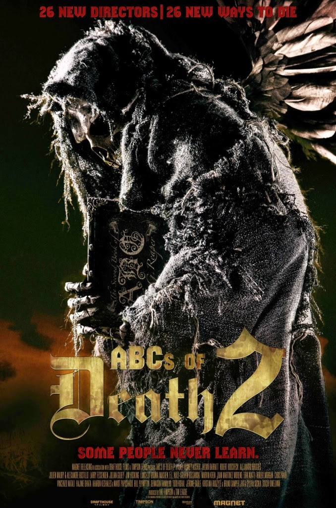 ¡Cartelicos!: The ABC´s of Death 2