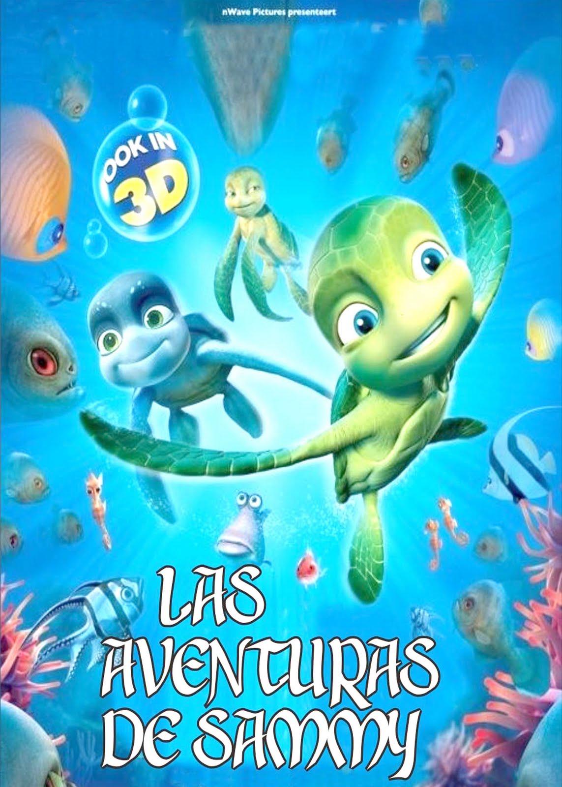 LAS AVENTURAS DE SAMMY | Peliculas Infantiles