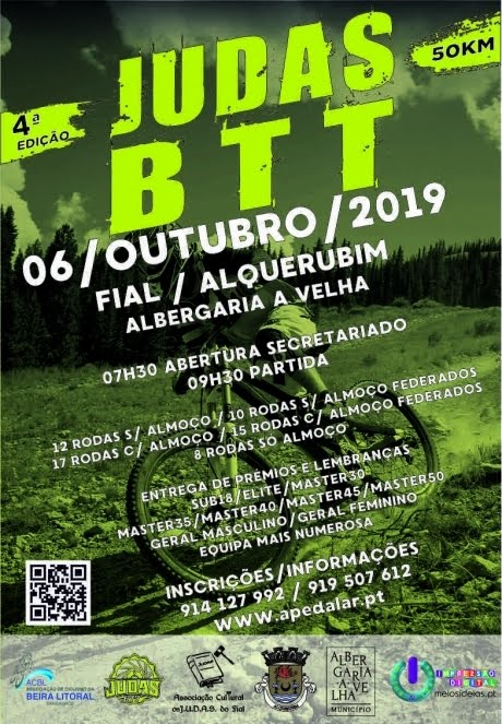 06OUT * FIAL – ALQUERUBIM – ALBERGARIA-A-VELHA