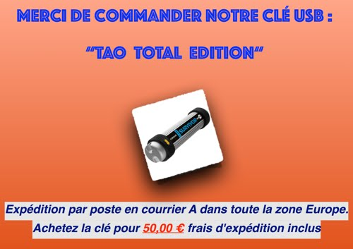 CLE USB € 50,00