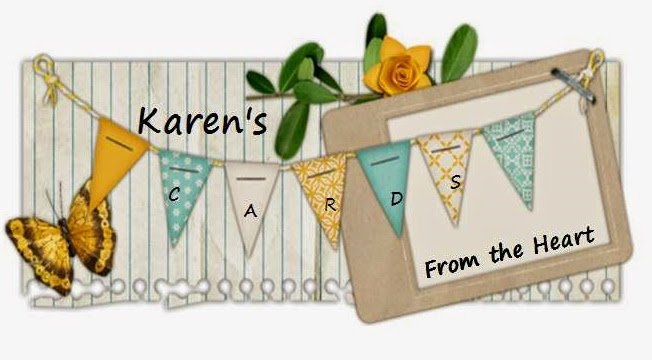 Karens Cards from the heart
