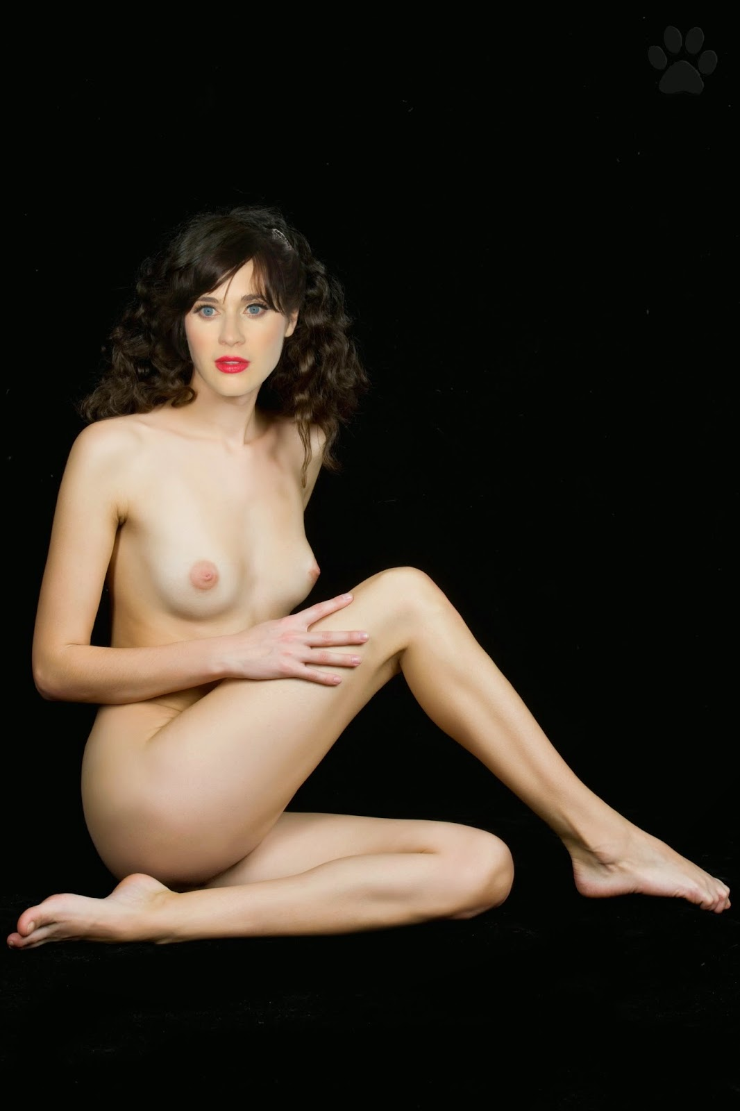 zooey deschanel nude