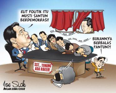 budaya+politik+Indonesia