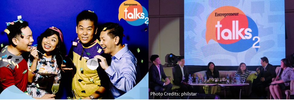 Entrepreneur Talks 2 Dusit Thani