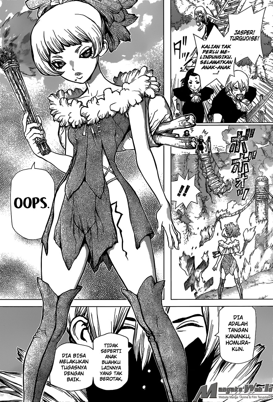Dr. Stone Chapter 49-3