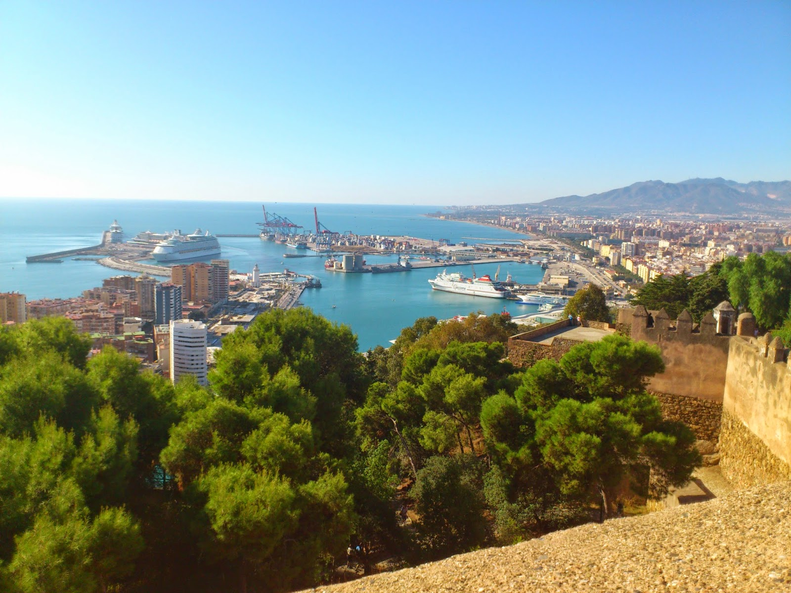 Viajero turismo la costa del sol uno de los destinos for Destinos turisticos espana