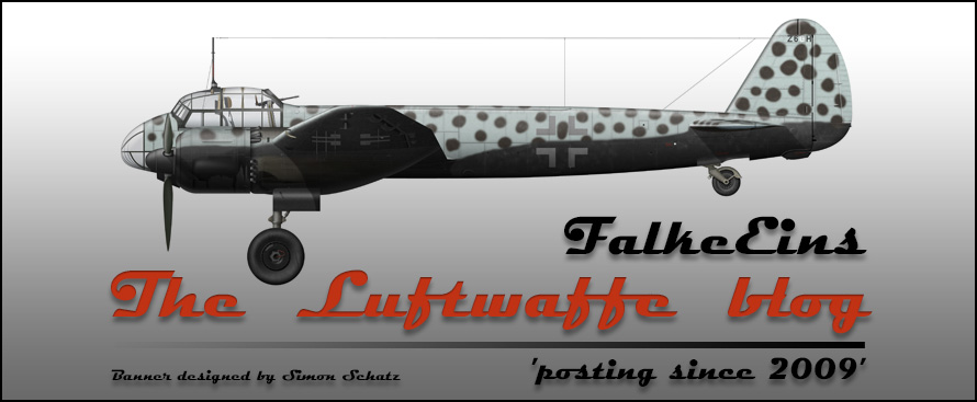 FalkeEins - the Luftwaffe blog