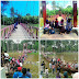 VIDEO Jembatan Hutan Kota di Langsa Roboh , Akibat melebihi muatan