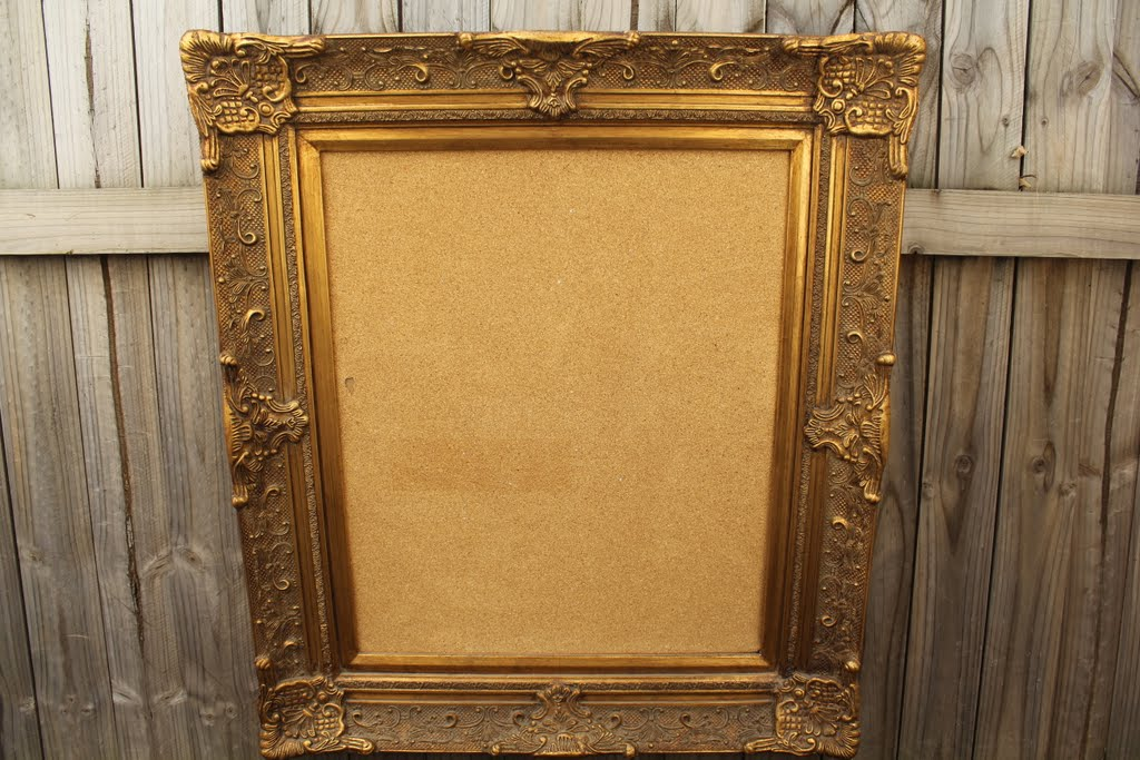 Lilyfield Life: Vintage frames and ornate wood - your ideas needed
