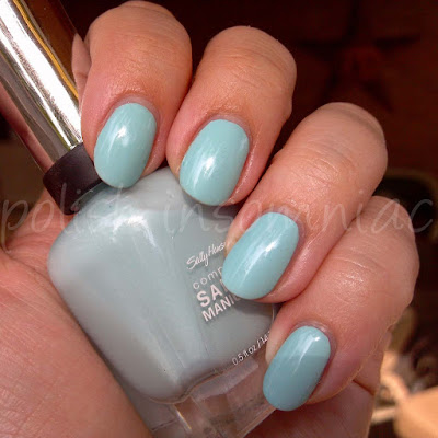 Sally Hansen Barracuda (Tracy Reese 2011)
