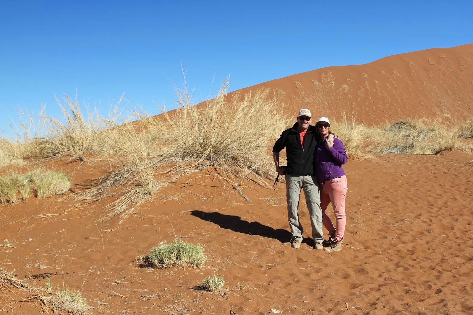 Namibie 2014