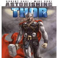 """Sorteamos un ejemplar de """"Astonishing Thor"""". ¡Apuntate!"""