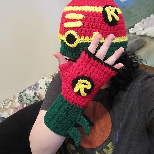 Marta Ruso Crochet Creativo: #BatmanDay - 10 patrones amigurumis ...