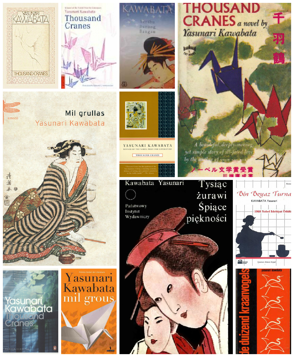 yasunari kawabata Best known in the west for such novels as snow country, beauty and sadness,  and a thousand cranes, yasunari kawabata was born in osaka in 1899.