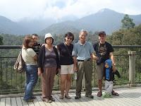 family holiday - Kinabalu Park 2011