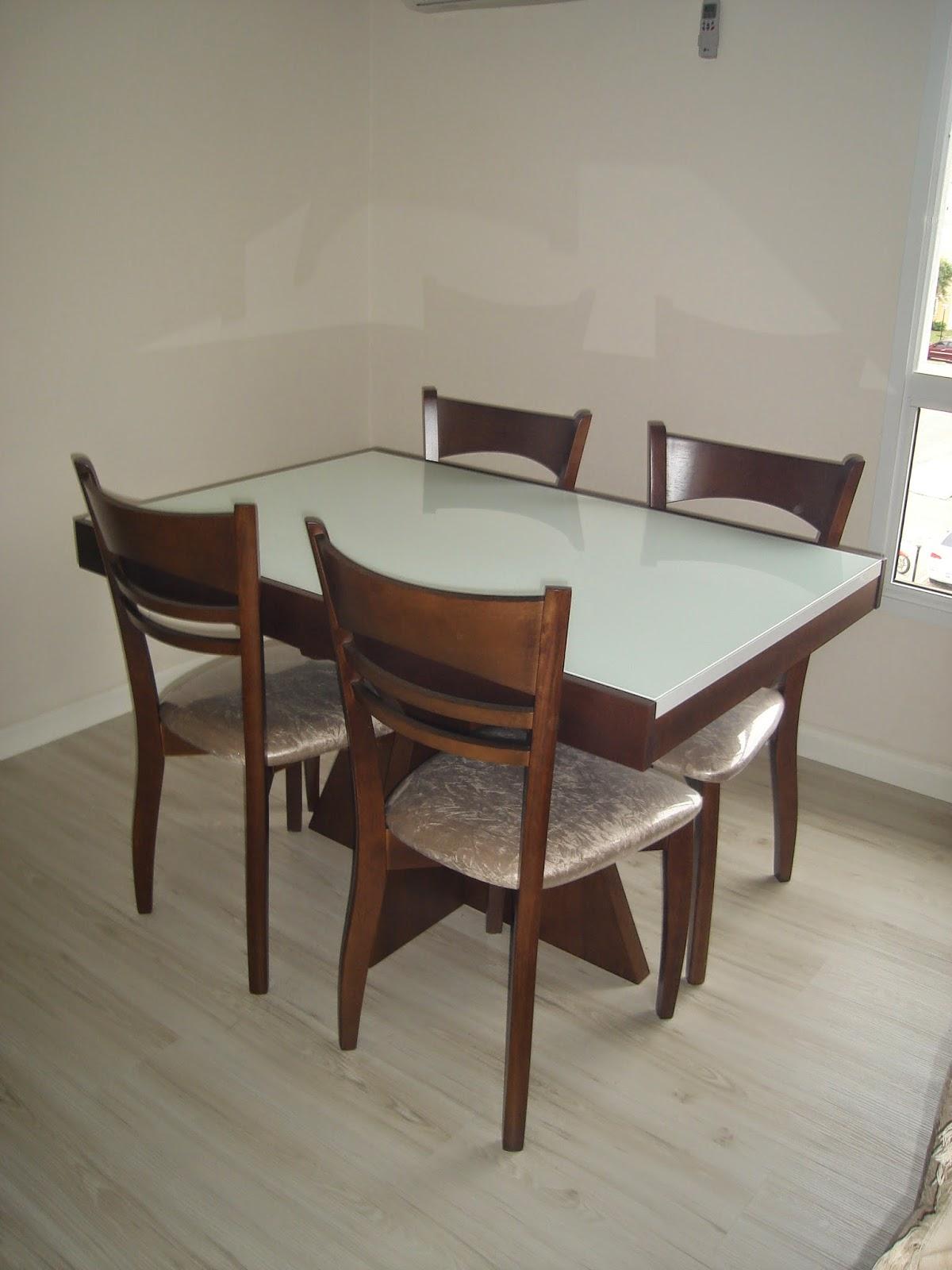 Mas hoje vim mostrar a mesa de jantar que chegou já amo ela é  #604132 1200x1600