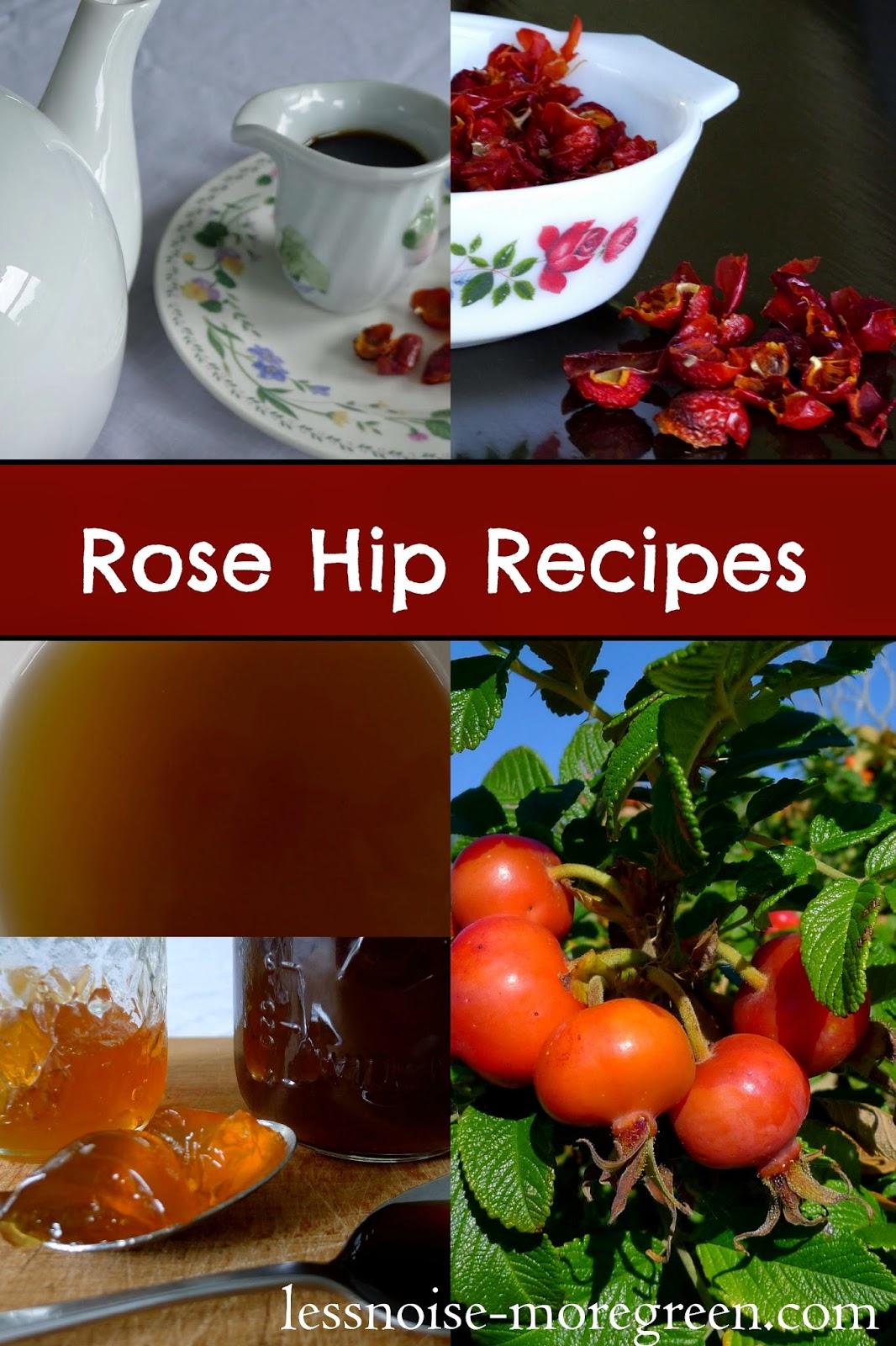 Rose Hip Recipes