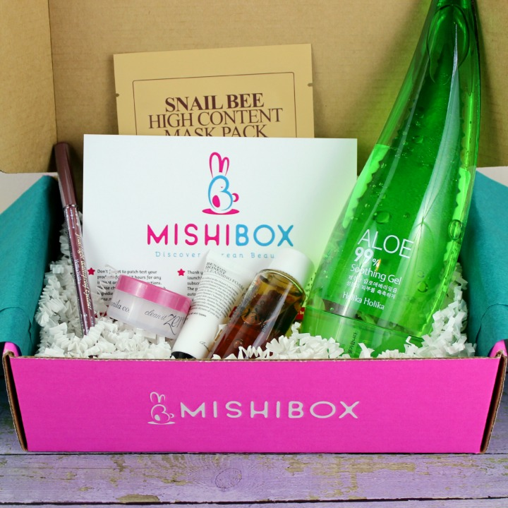 Mishibox June 2015 review and unboxing