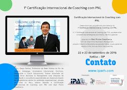 1ª Certificação Internacional de Coaching e PNL