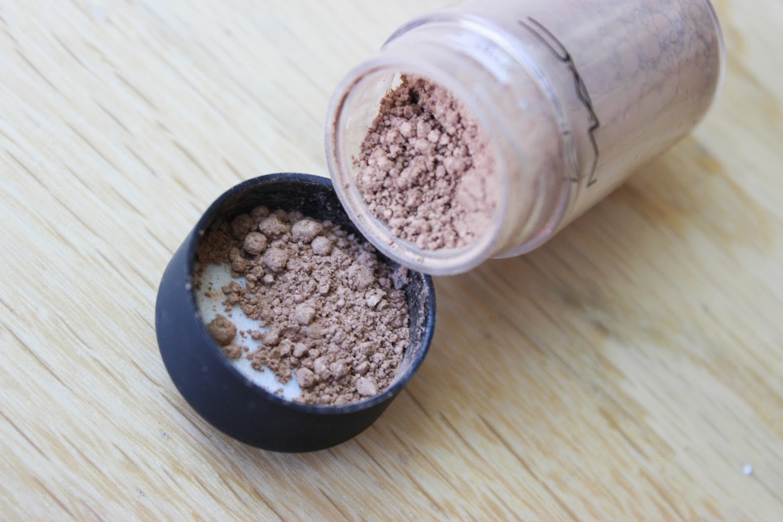 Naked Dark Pigment MAC Cosmetics NC50 Beauty Blogger DiscoveriesofSelf NatalieKayO