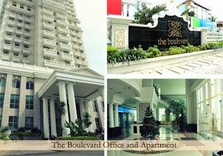 Sewa Apartemen The Boulevard Jakarta Pusat