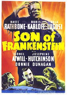 Watch Son of Frankenstein (1939) movie free online