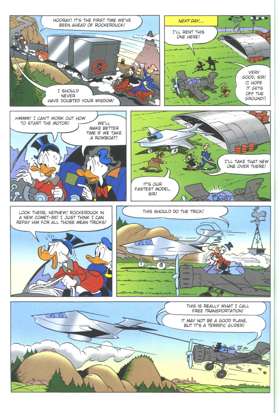 Uncle Scrooge (1953) Issue #341 #341 - English 60